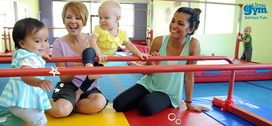 Gimnasio para beb s en bogot for Para gimnasio